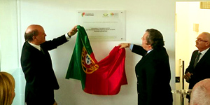 .: Inauguration of the Intensive Care Unit in Aljezur :.
