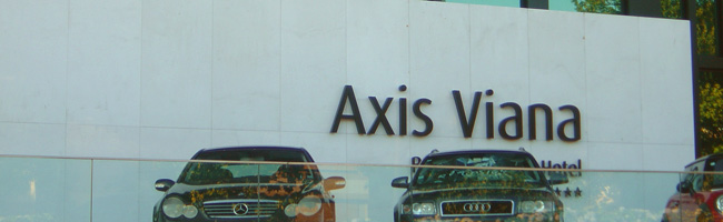 .: AXIS Viana Business & Spa Hotel :.