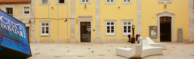 .: Remodelação e Ampliação da Casa da Baía :.