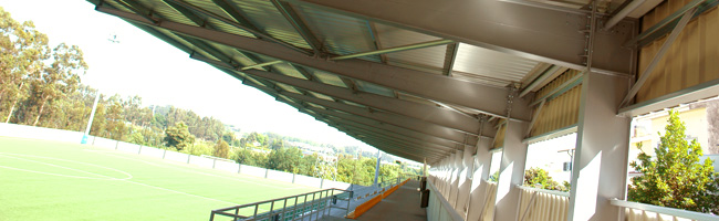 .: Complexo Desportivo de Leça do Balio :.
