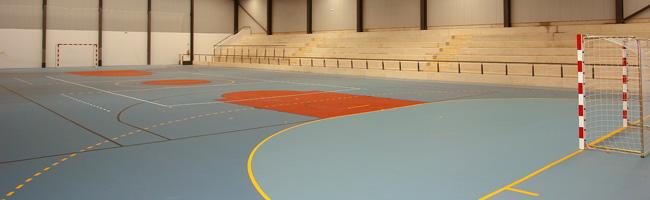 .: Pavilhão Gimnodesportivo de Dume :.