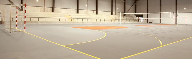 .: Pavilhão Gimnodesportivo de Lamaçães :.