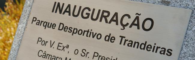 .: Complexo Desportivo de Trandeiras :.